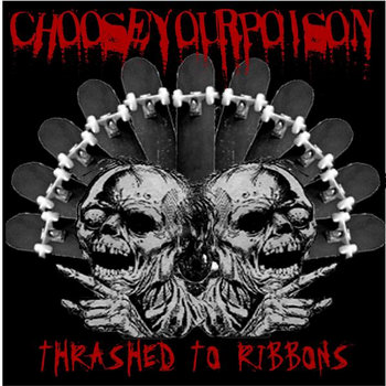 Thrashed To Ribbons cover art