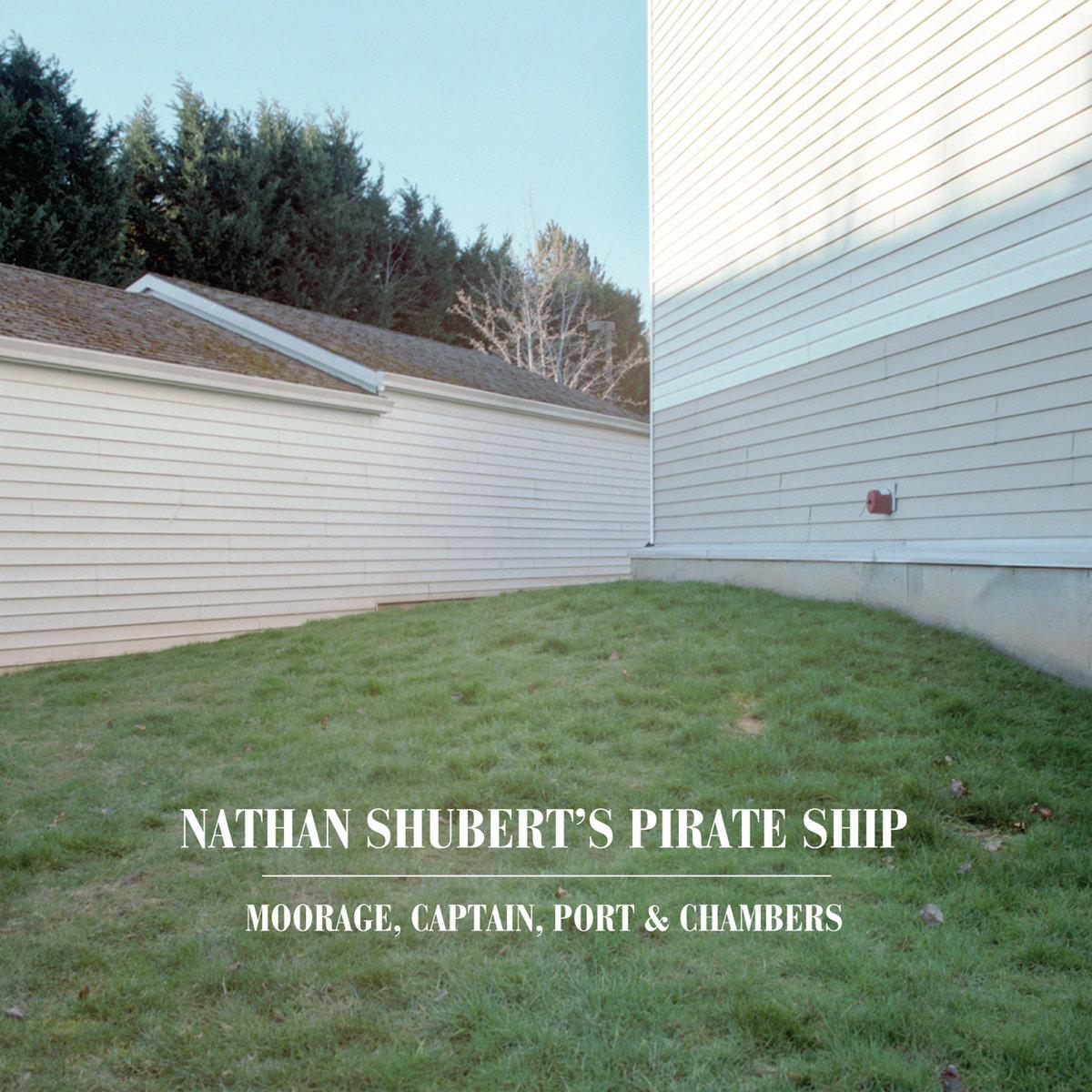 Nathan Shubert's Pirate Ship artwork