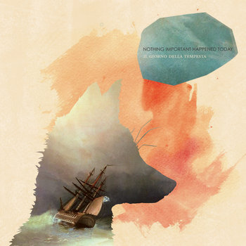 Il Giorno Della Tempesta cover art