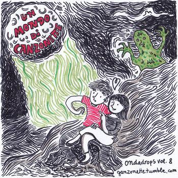 Un Mondo di Canzonette - OndaDrops Vol.8 cover art