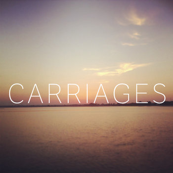 Carriages EP cover art