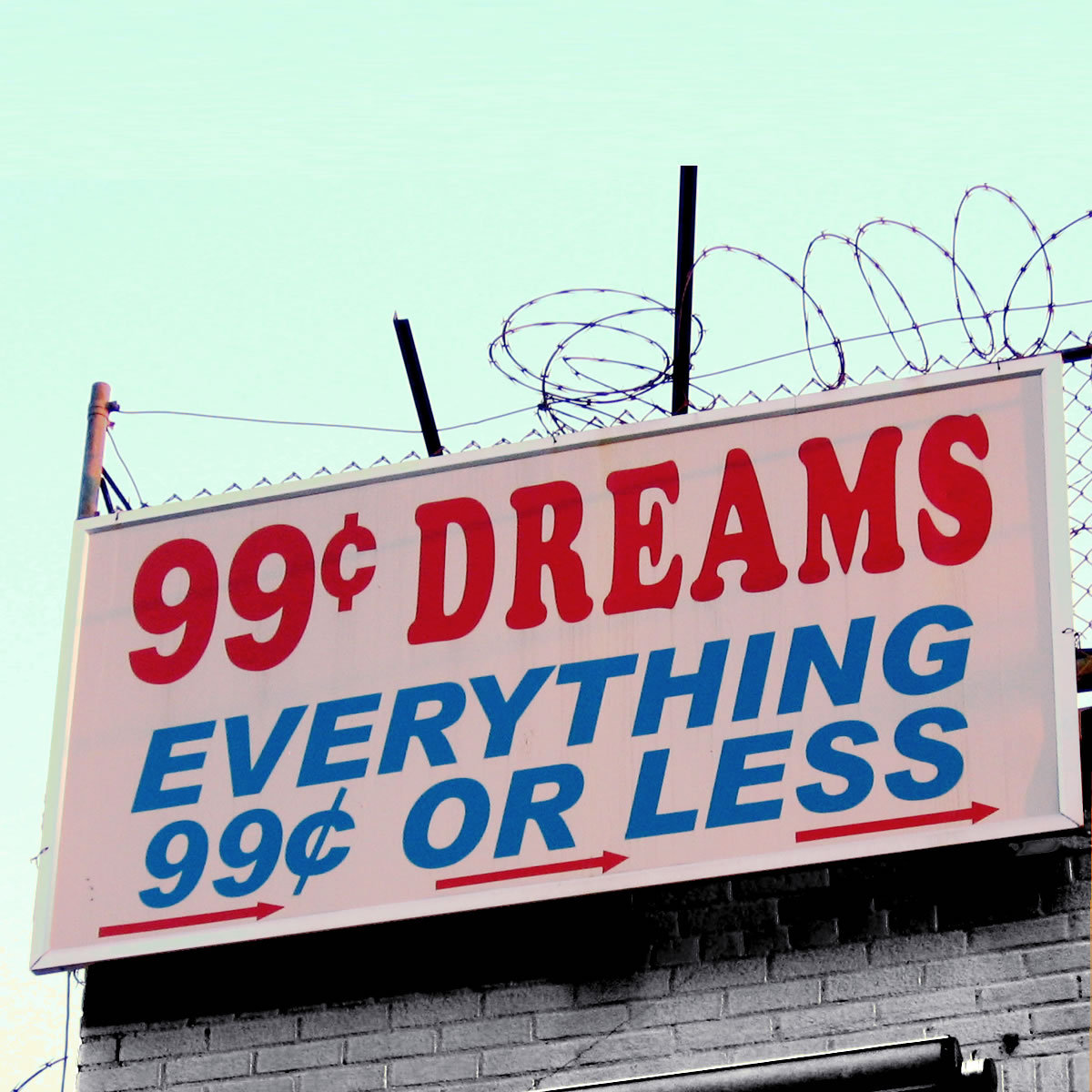 $.99 Dreams album art work