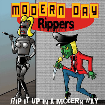 Rip It Up In A Modern Way cover art