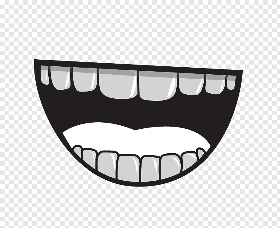 Mouth Cartoon. smile free png   PNGFuel