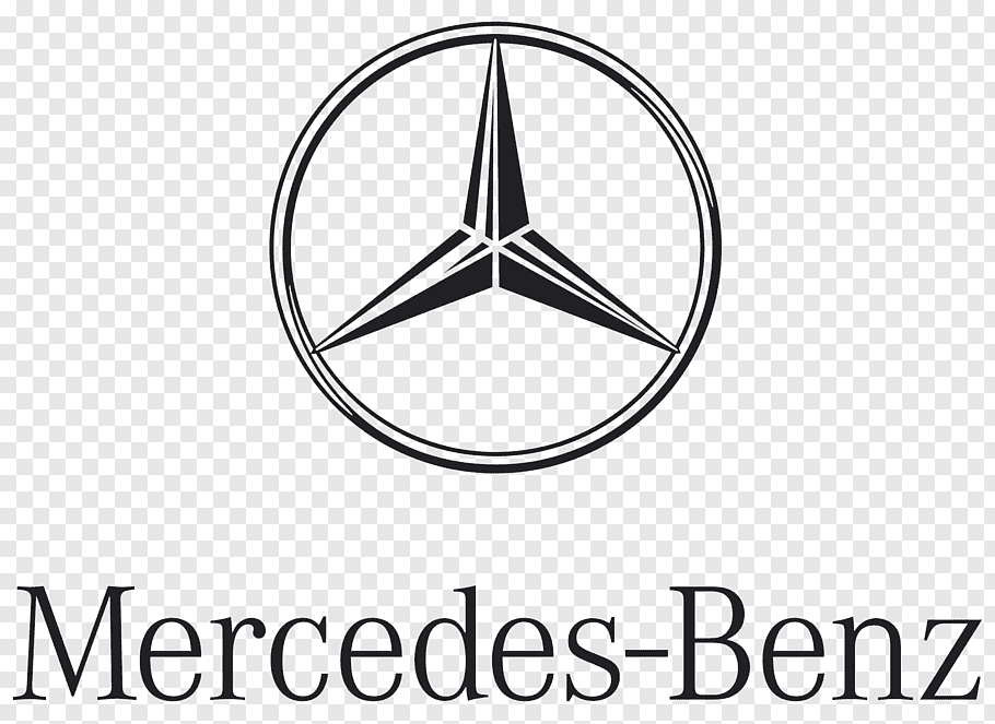 Mercedes Benz Logo Drawing