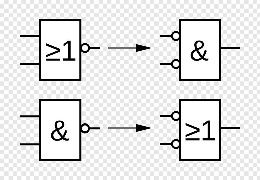 Logic Gate Wiring Diagram