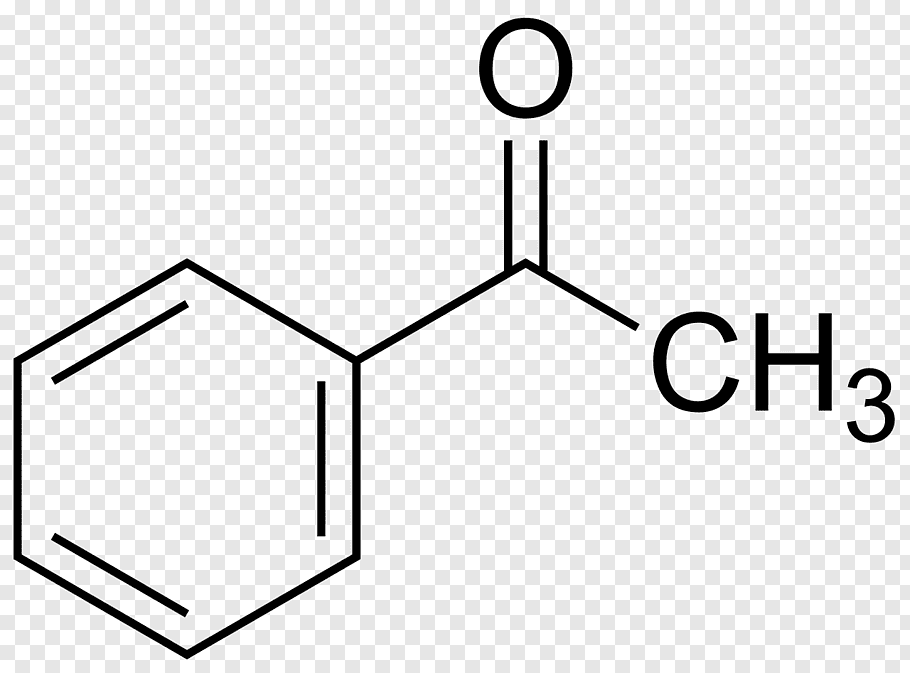 Acetophenone Chemical formula Chemistry Molecule Benzoic