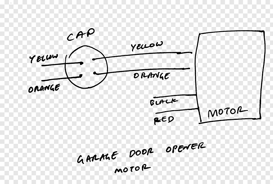 Wire Diagram For Ac Capacitor