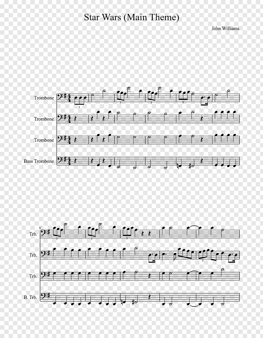 The Imperial March Violin Sheet Music