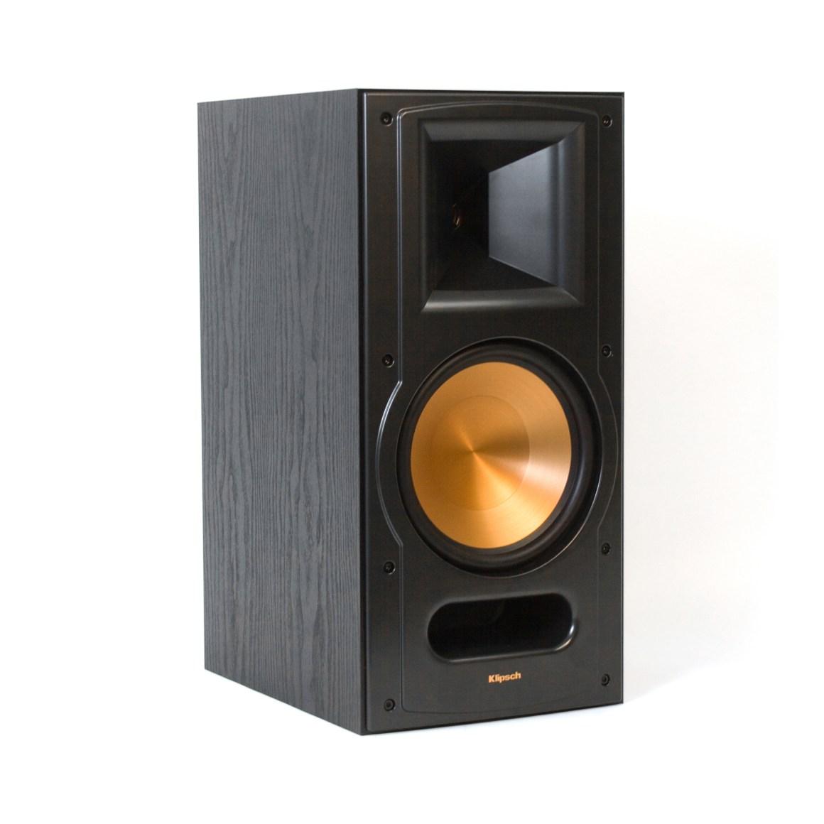 rb-81 ii bookshelf speaker | klipsch