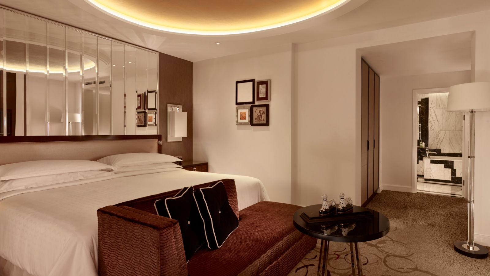 Luxury Suites In London Sheraton Grand Park Lane