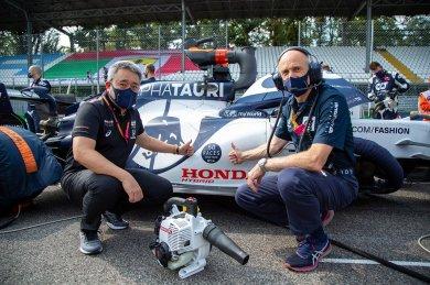 Photo of ホンダF1特集:オクラホマのF1初優勝で応えアルファ他私たちとの縁[F1-Gate.com]