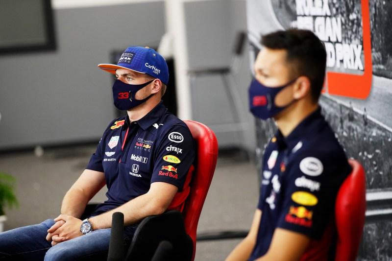 フェルースタトペᆫ「チームがアル本を再任したり、私は気にしない」/レッドブルホンダF1[F1-Gate.com]