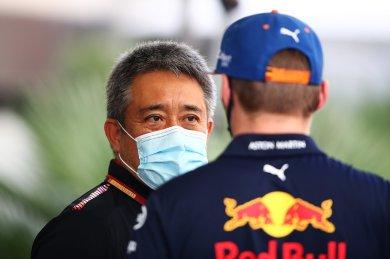 """Photo of マックスフェルースタトペᆫ """"ホンダF1のPU問題の説明を受けた」/レッドブルホンダ[F1-Gate.com]"""