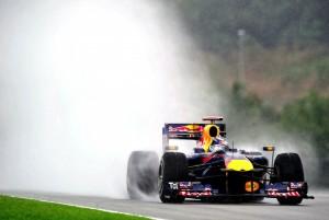 Vettel—Malaysia 2010