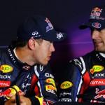 Vettel and Webber