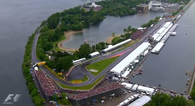 how to watch a formula 1 race canada