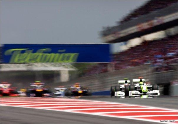 Catalunya 2009 start