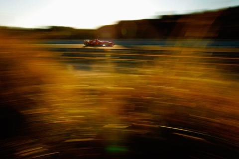 Ferrari—2012 testing