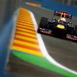 Vettel—Valencia 2012 qualifying