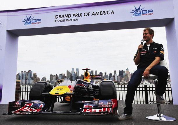 Vettel—New Jersey 2012