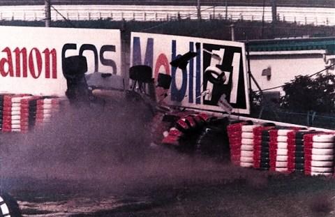 Mansell—Suzuka 1987