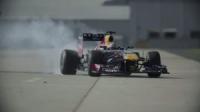 Quantas-Red Bull video