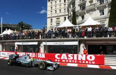 Rosberg—Monaco 2013