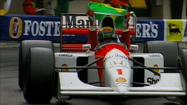 Senna—Monaco 1991