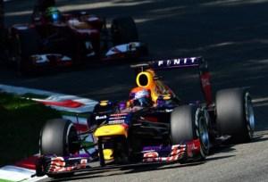 Vettel—Monza 2013 qualifying