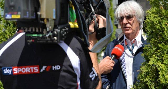 Bernie Ecclestone (2013)