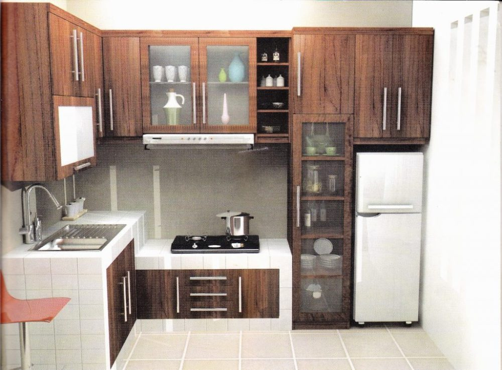 Bahan Kitchen Set Minimalis