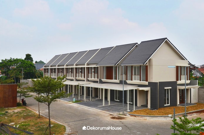 perumahan private cluster Clover Hill Residence