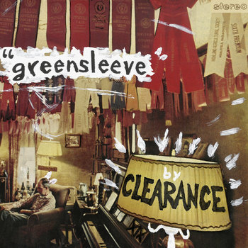 "Greensleeve (7"") cover art"