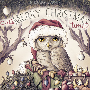 It's Merry Christmas Time cover art
