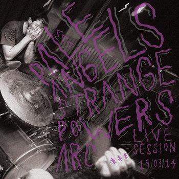 "Strange Powers (ARC Live Session) 7"" cover art"