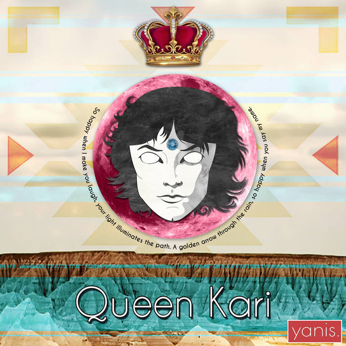 Queen Kari cover art