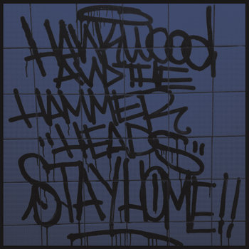 Stay Home LP cover art
