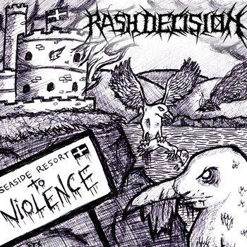 Seaside Resort to Violence cover art