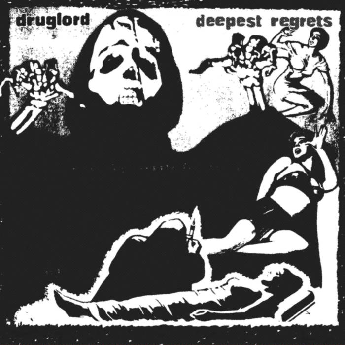 Deepest Regrets EP cover art