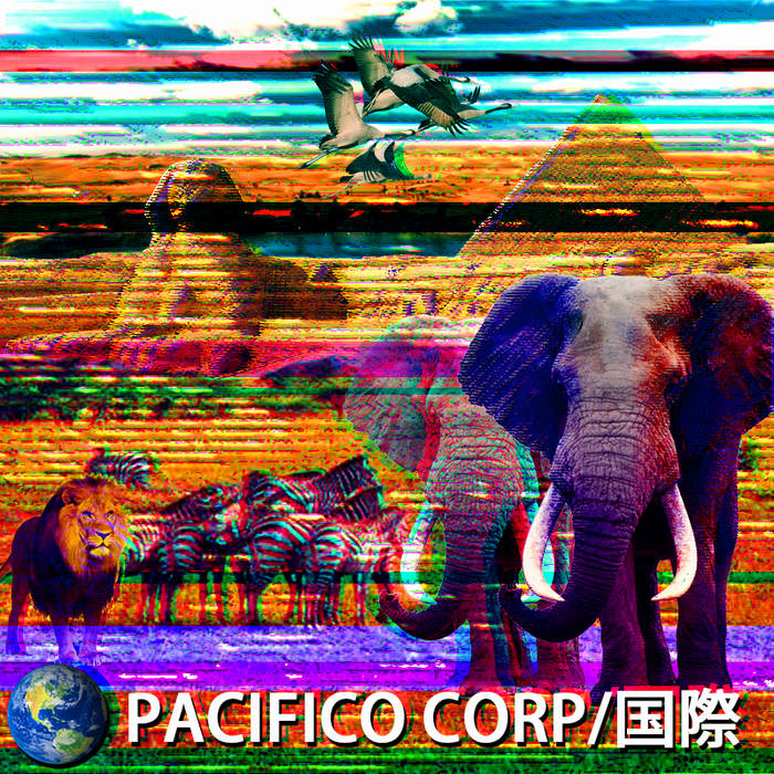 PACIFICO CORP/国際 - アフリカへの旅