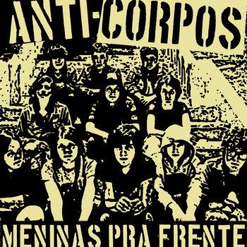 Meninas pra Frente! cover art
