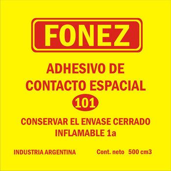 Adhesivo De Contacto Espacial cover art