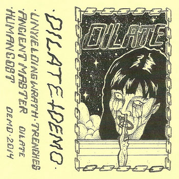 Dilate Demo 2014 cover art