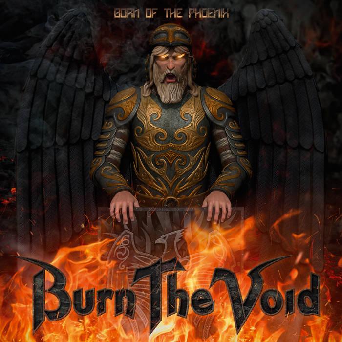 Born Of The Phoenix cover art
