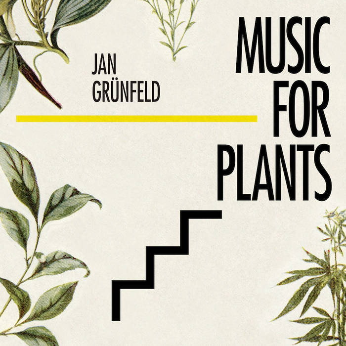 Music for plants cover art