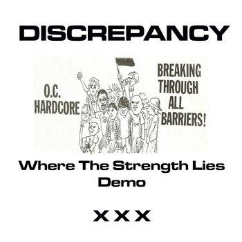 Where The Strength Lies Demo cover art