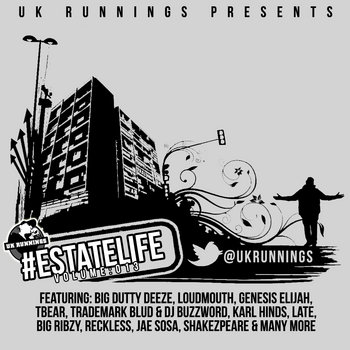 UK Runnings #EstateLife - Volume 13 cover art