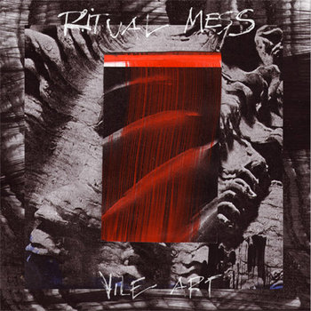 Ritual Mess - Vile Art cover art