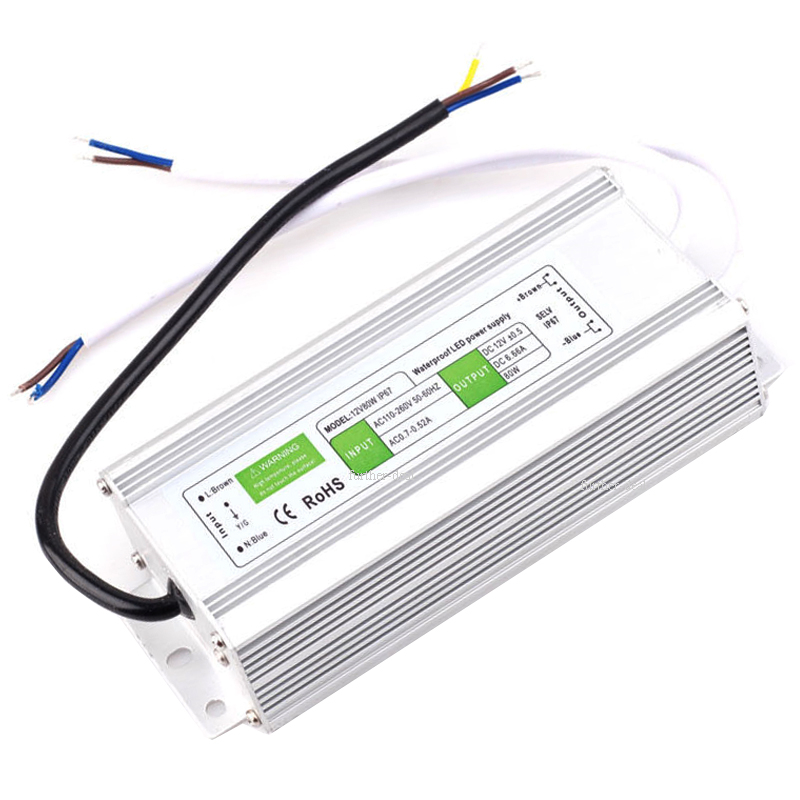 AC110-220V to DC 12V 24V Power Supply Adapter Driver